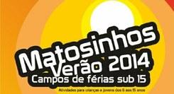 Matosinhos Verão Campos de FériasS Sub-15