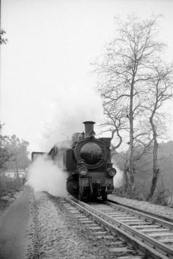 Memórias da Maia - Transporte sobre carris
