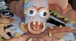 MONSTROS MARINHOS | Workshop de Marionetas de Esponja