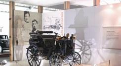 Museu celebra 120 anos do primeiro automóvel em Portugal