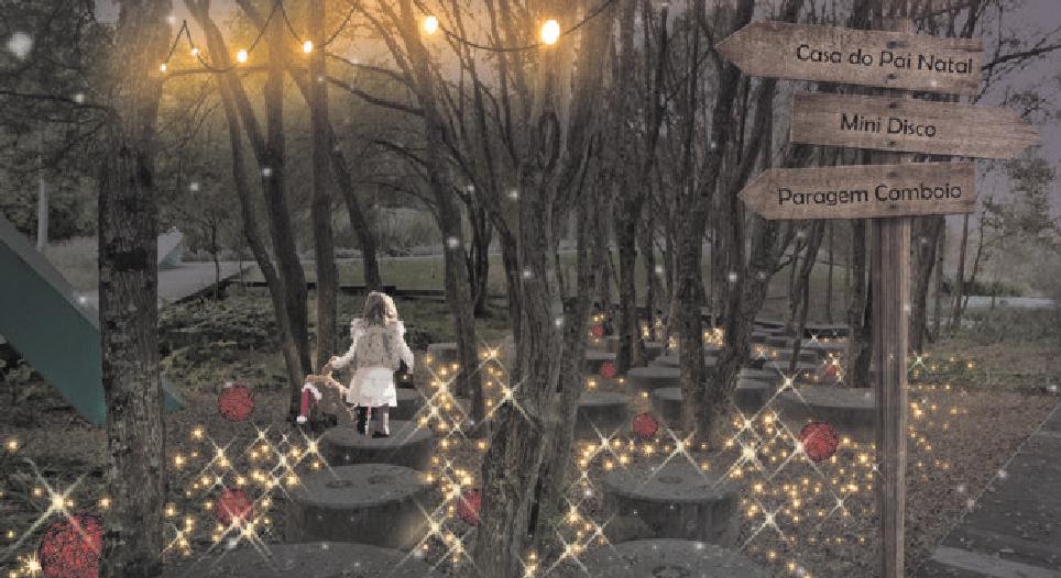 Natal no Parque