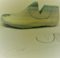 O meu primeiro Sapato