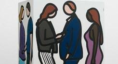 Obras Inéditas, de Julien Opie no Museu Berardo