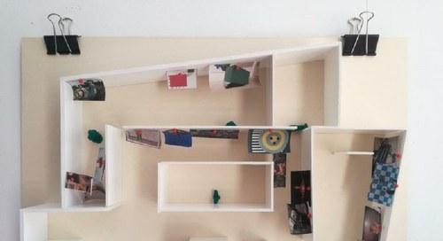 Ocupação Oliva: Máquinas a Trabalhar e Artistas XS a Criar em Família XL