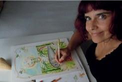 Oficina 'Como nasce um livro?' com Marina Palácio