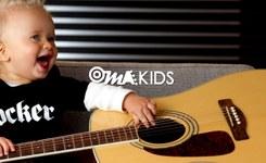 Oficina de Música para Bebés e Crianças pela OMA