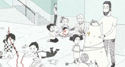 Oficina Dia Internacional do Livro Infantil