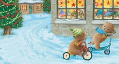 Oficinas de Natal - Hora do Conto e Oficina de Expressão Plástica