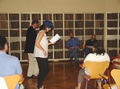Olhares: leitura de textos dramáticos de autores portugueses