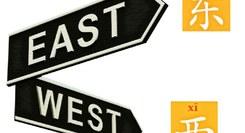 ORIENTA-TE / WEST goes EAST