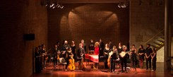 Orquestra Barroca do Curso de Música Antiga da ESMAE