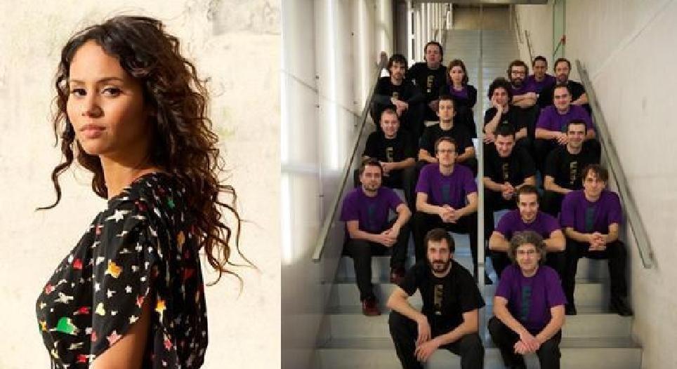 Orquestra de Jazz de Matosinhos e Mayra Andrade