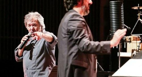Orquestra Jazz de Matosinhos e Sérgio Godinho