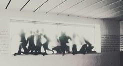 Palcos Instáveis - Sara Garcia/ Discursos através do movimento, espaço e memória