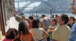 """Peddy-paper """"Descobrir o porto do Porto"""""""