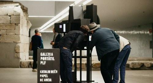 """Pierrot le Fou - """"2 e ½ na curva do vento"""" - Galeria Portátil PLF"""