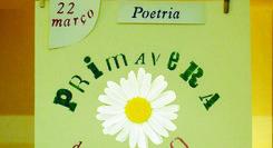 Poetria. A Primavera do nosso contentamento