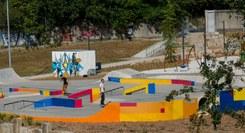 Programa Rondas - Parque Urbano de Geão