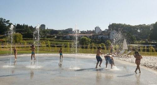 Programa Rondas - Praia Urbana de Santo Tirso