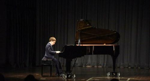 Recital de Piano e Harpa AMCC