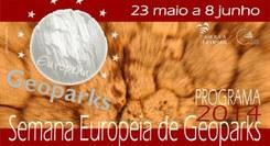 Semana Europeia de Geoparks