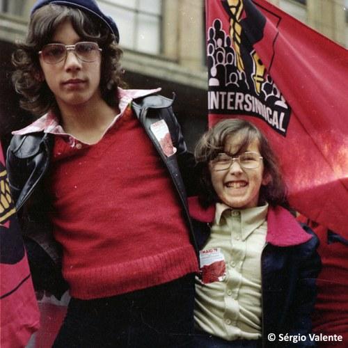 Sérgio Valente - um fotógrafo na revolução