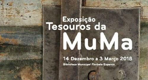 Tesouros da MuMa