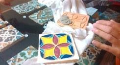 Tiles & house of prince