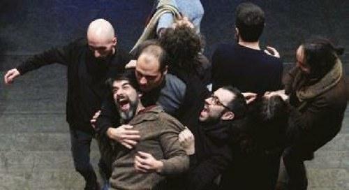 Timão de Atenas / Nuno Cardoso / Ao Cabo Teatro