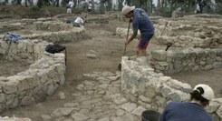 Trabalhos arqueológicos na Cividade de Terroso