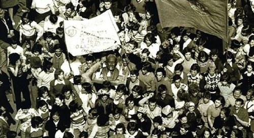 Um fotógrafo na revolução