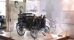 """Um Safari no Museu: animais à solta na exposição """"O automóvel no espaço e no tempo"""""""