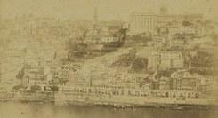 Uma fotografia do Porto em 1886