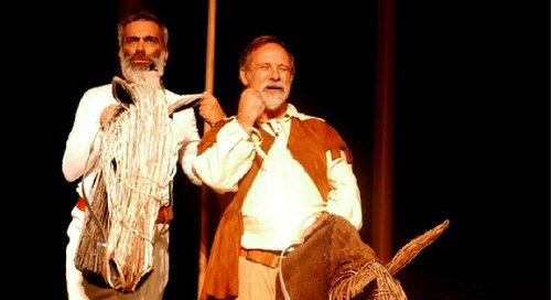 Vida do Grande D. Quixote de la Mancha e do Gordo Sancho Pança