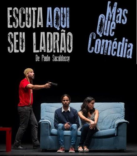 VII Encontro de Teatro Arte e Ato