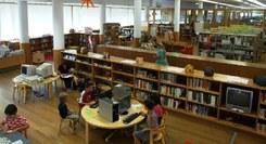 Visita Guiada à Biblioteca