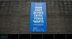 Visita-oficina Amor em Vénus, Guerra em Marte