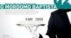 Visita Teatralizada Mordomo Baptista