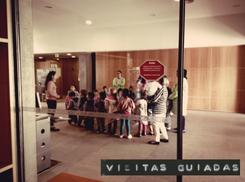 Visitas Guiadas à Biblioteca Municipal José Marmelo e Silva