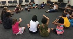 """Workshop """"Filosofia para Crianças"""""""