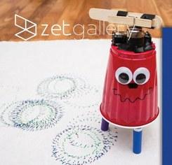 """Workshop """"Robot Rabiscador"""""""