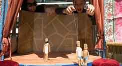 Workshop Construção de Marionetas de Vara