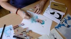 Workshop de Ilustração | As Primeiras Linhas, com Sónia Borges
