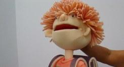Workshop de Marionetas em Esponja