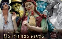 XX Encontro Internacional de Estátuas Vivas