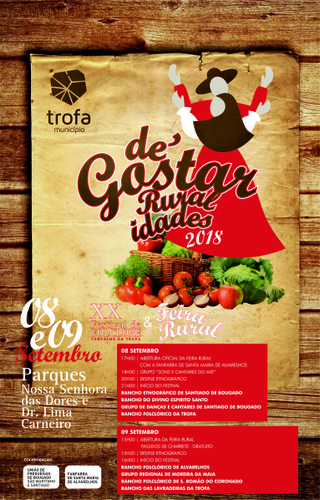 XX Festival de Folclore da Trofa e Feira Rural