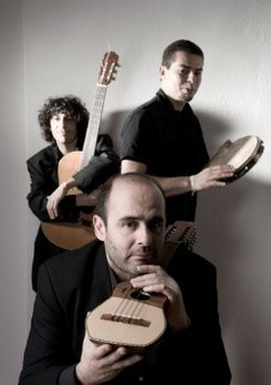 Diego Jascalevich Trio - Latinoamericana (Brasil/Argentina)