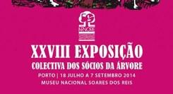 XXVIII Exposição Coletiva dos Sócios da Árvore